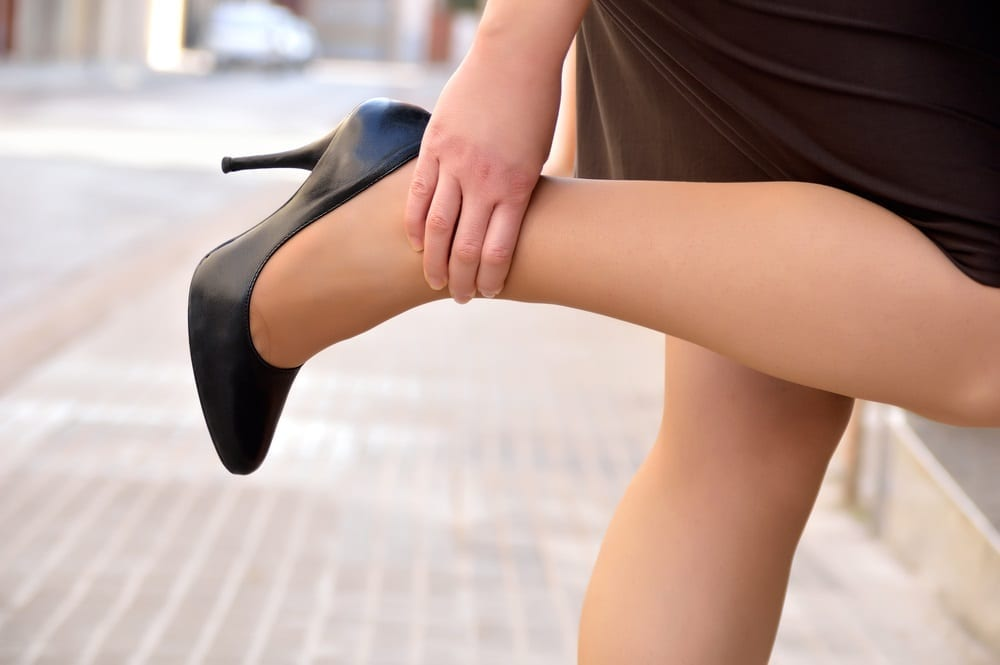¿Por qué se «hinchan» los pies? Consejos