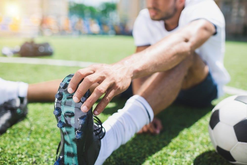 La fascitis plantar en deportistas aficionados y profesionales.