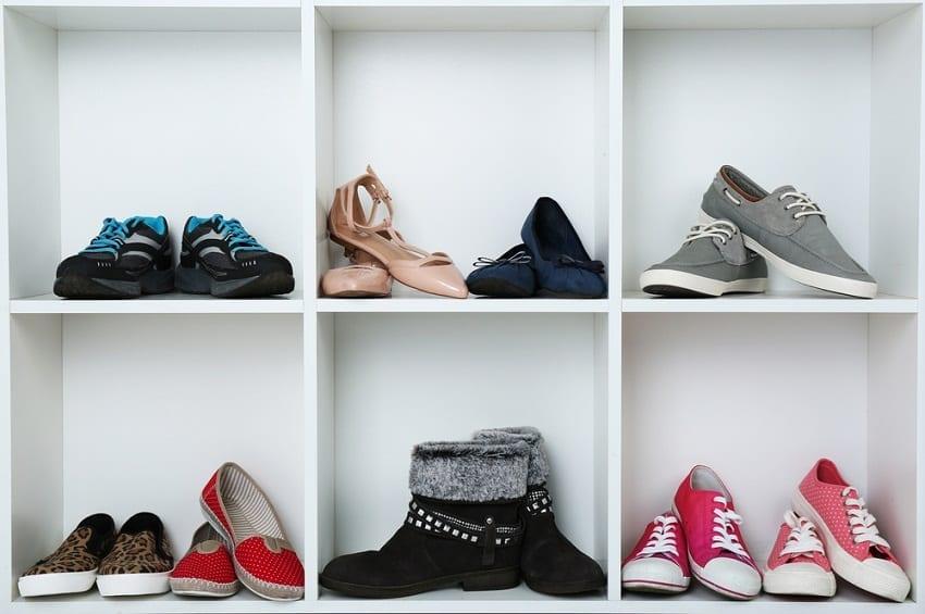 colección de calzado de moda - la importancia de tener calzado adecuado