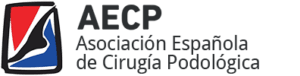 Asociación Española de Cirugía Podológica logotipo