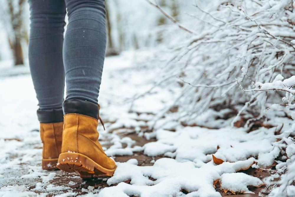 Congelaciones en los pies (sabañones) como evitarlo