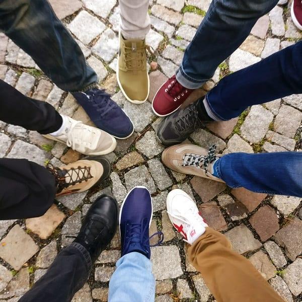 calzado para trabajar grupo