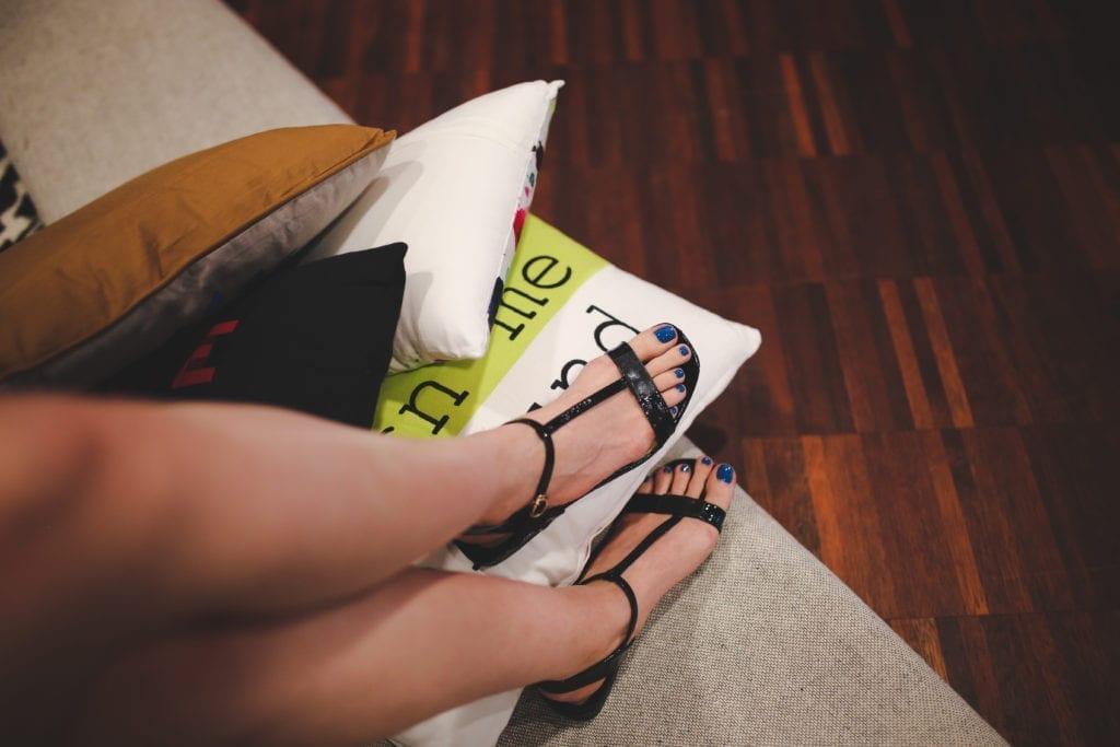 El cuidado de los pies no es cuestión de estética, sino de salud