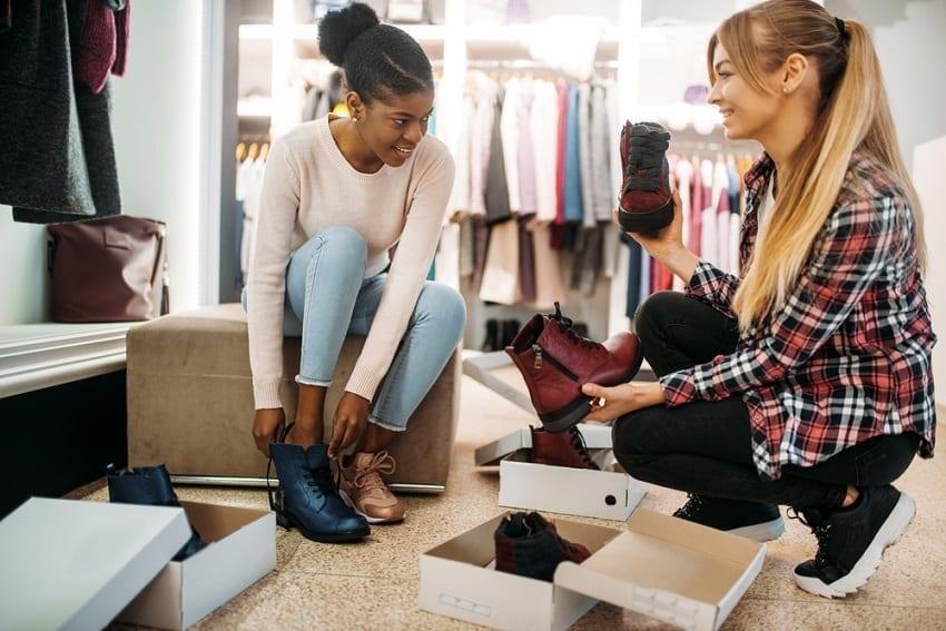 detalles a tener en cuenta al comprar zapatos