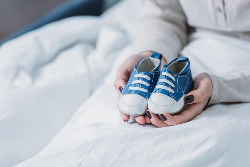 Los zapatos son para bebés que andan