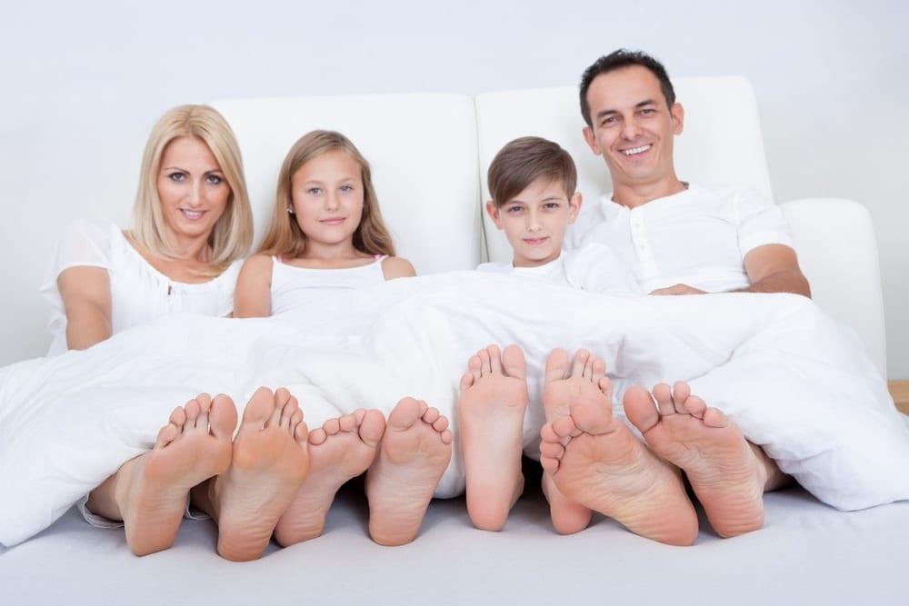 Tipos de pies: El pie griego