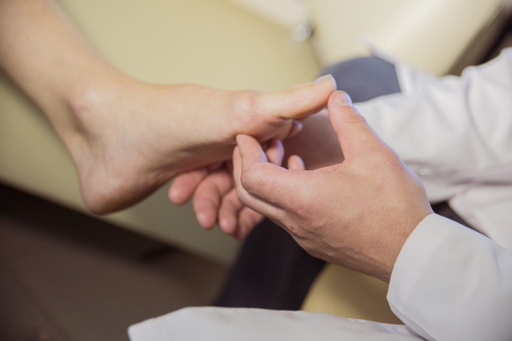 The advantages of minimally invasive surgery to treat bunions