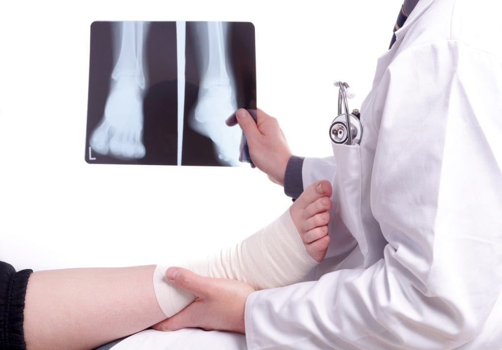 Minimally invasive surgery in foot surgery