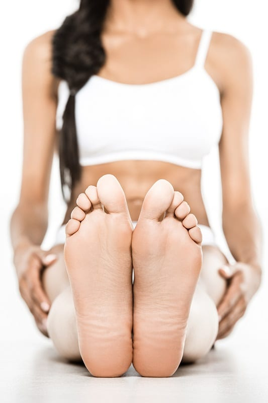 tratramiento deformación de los pies