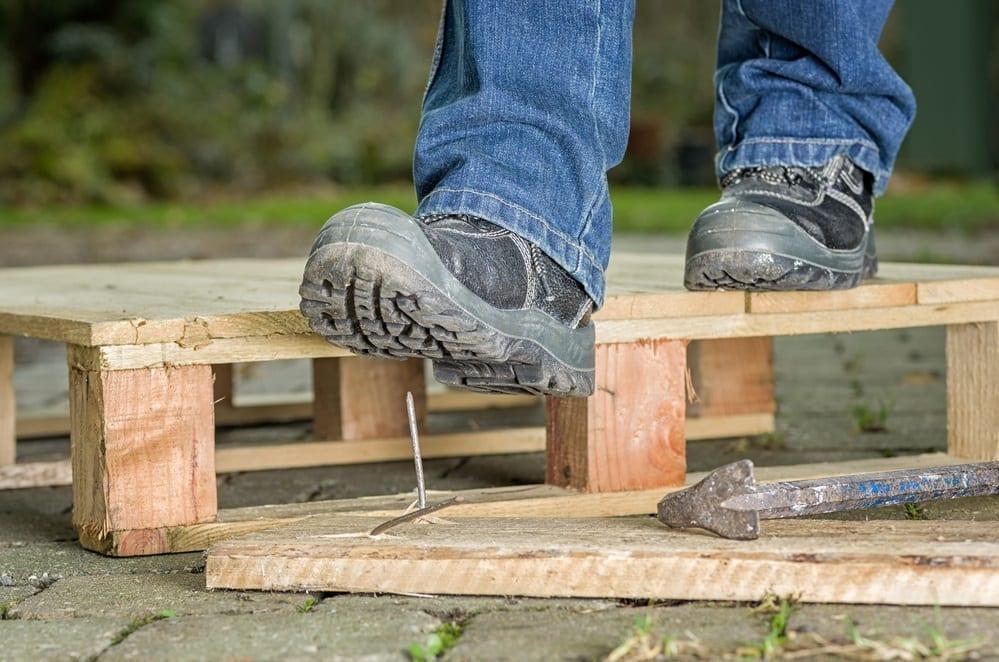 El Calzado de Seguridad en el Trabajo
