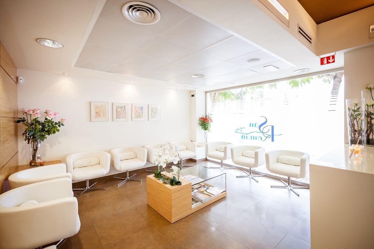 san römische podiatrische Klinik