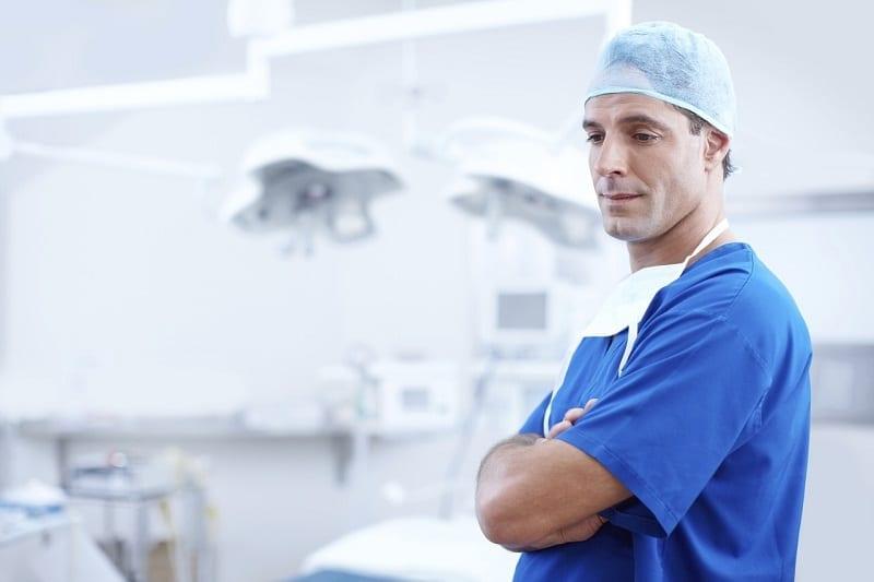 medico cirugía del pie