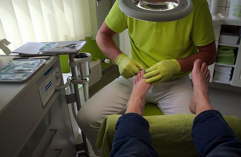 podologia cirugía del pie