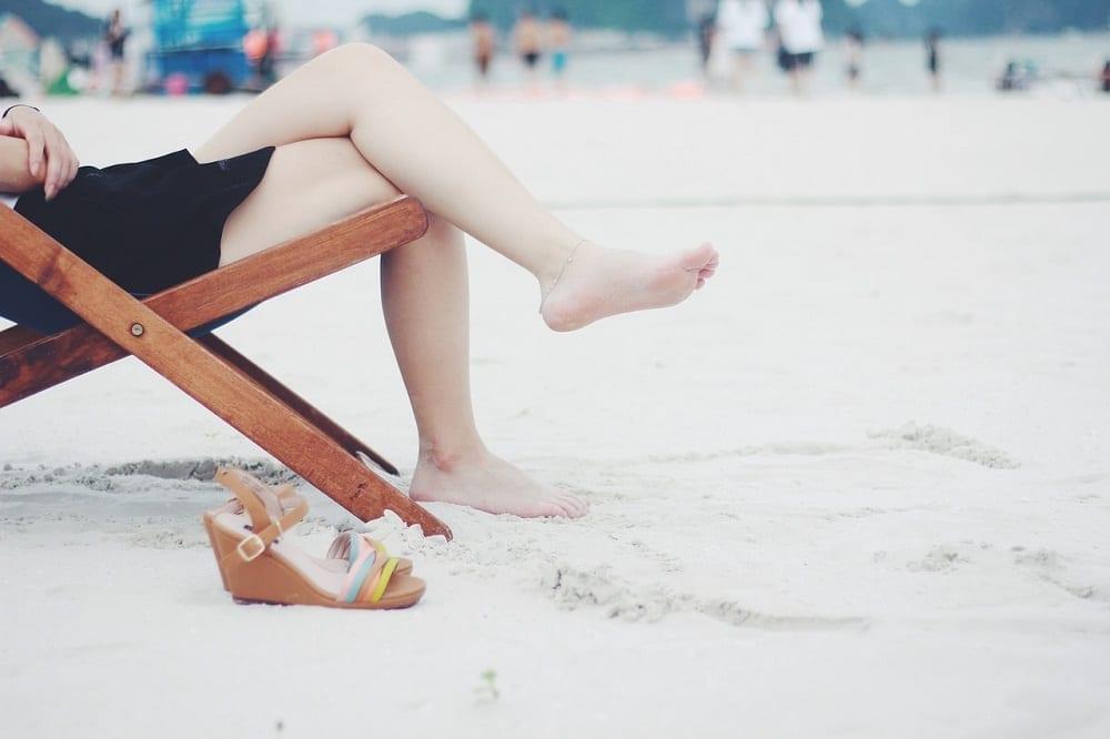 Meest frequente voetproblemen in de zomermaanden