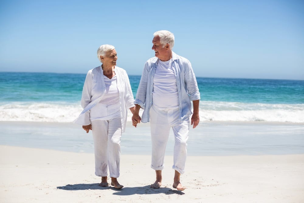 El cuidado de los pies en las personas mayores es imprescindible para su salud