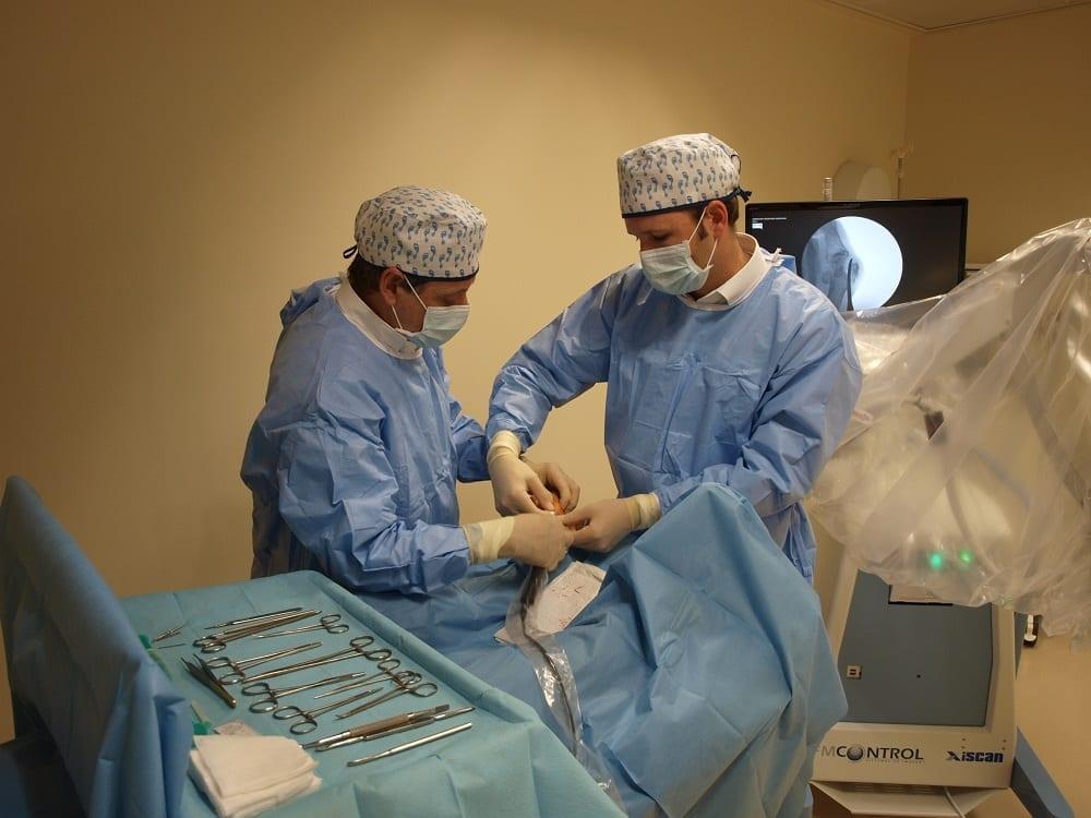 Chirurgie des Ballenzehs zur schnellen und schmerzfreien Genesung