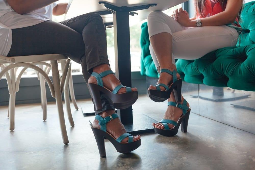 Usar siempre los mismos zapatos: Un mal hábito que puede afectar a tu salud