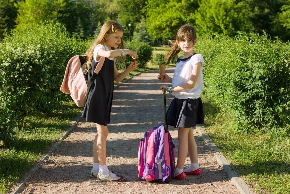 mochilas escolares con ruedas
