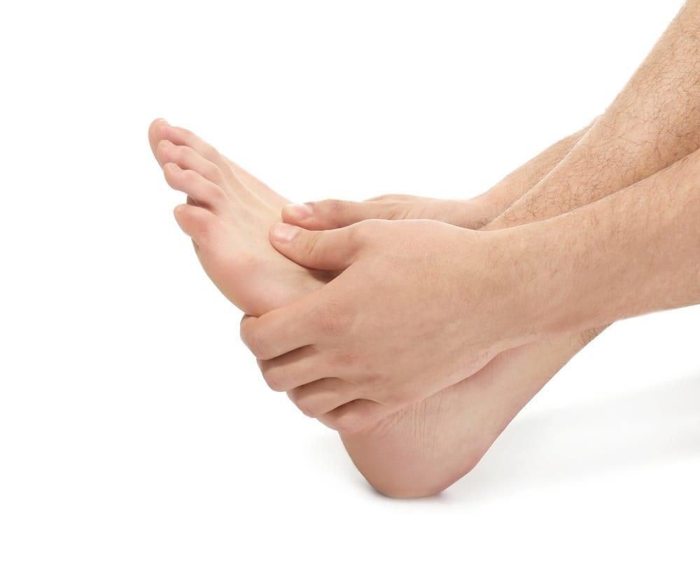 artrosis en los pies