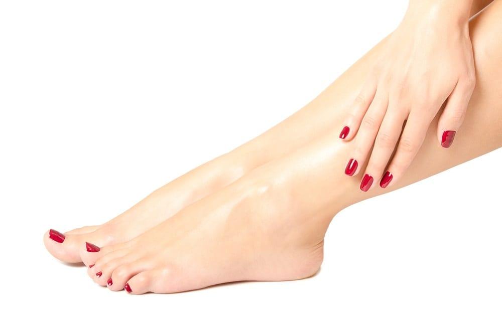 diferencia entre esmaltes en las uñas en manos y pies