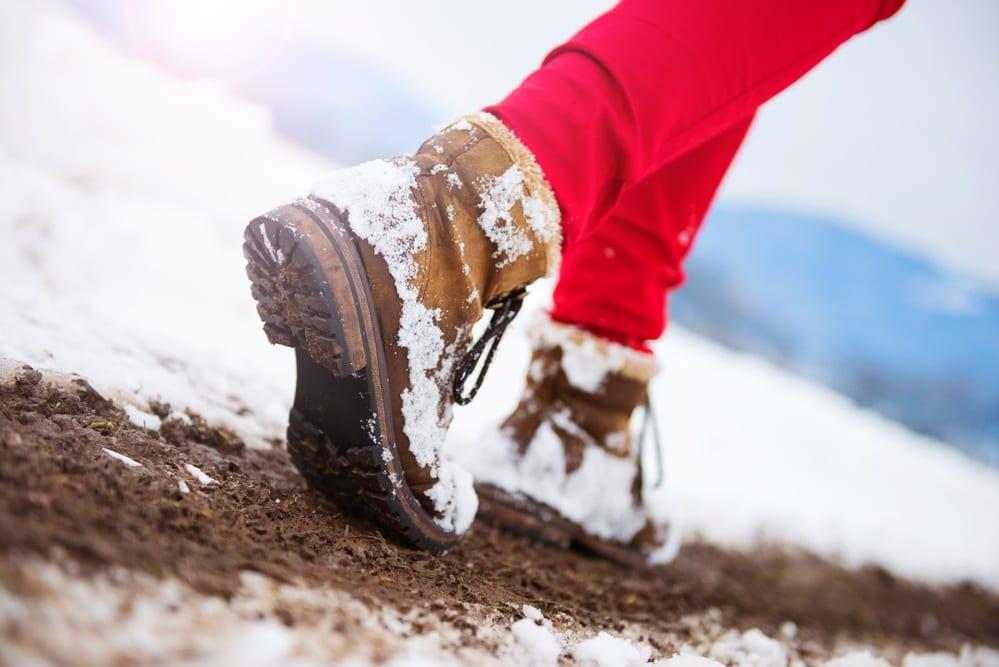 calzado de invierno - calzado para el frio