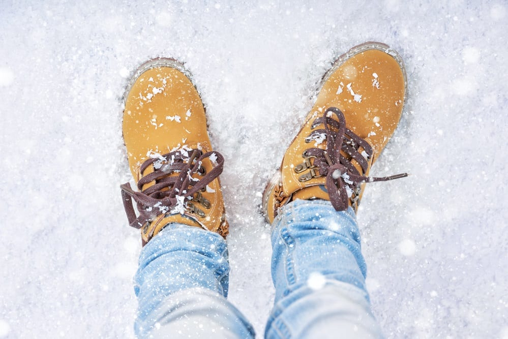 ¿Cómo elegir el calzado para el invierno? Te enseñamos las claves.