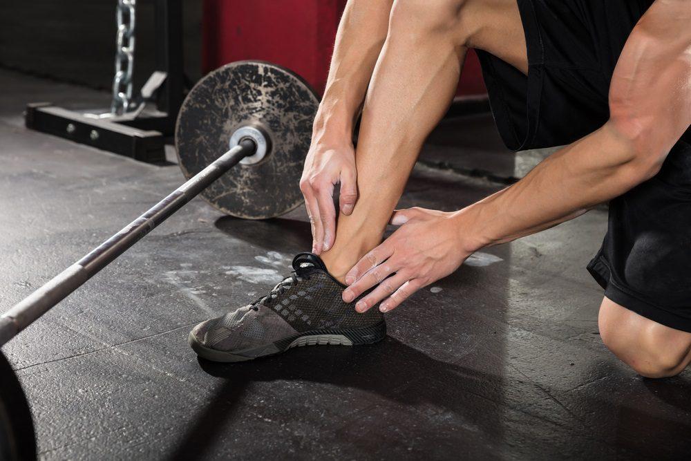 Esguince de tobillo ¿Cuáles son los síntomas y el tratamiento para esta lesión?